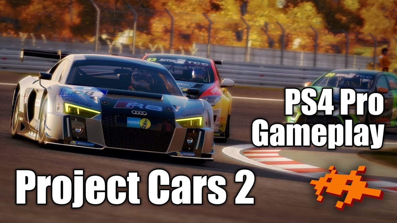 gameplay project cars 2 ps4 pro 60fps youtube. Black Bedroom Furniture Sets. Home Design Ideas