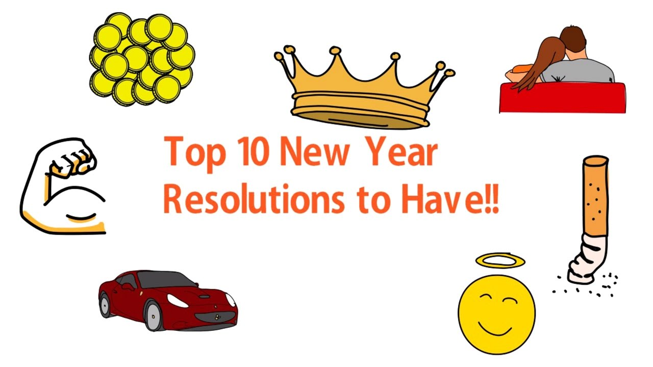 Happy New Year 2017: Top 10 New Year Resolutions To Have
