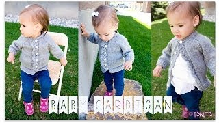 Baby Cardigan KNIT-ALONG!