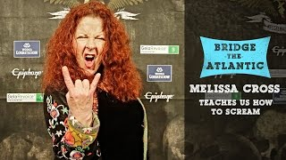 Screaming Lessons w/Melissa Cross (Vocal Coach: Corey Taylor - Slipknot, Stone Sour) | Deleted Scene