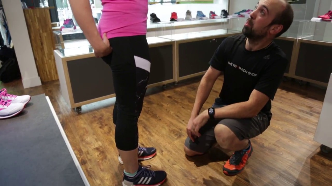 Gait Analysis in Bristol at The Triathlon Shop