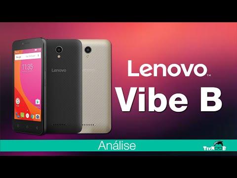 Análise: Lenovo Vibe B - ( Review ) TecNoob