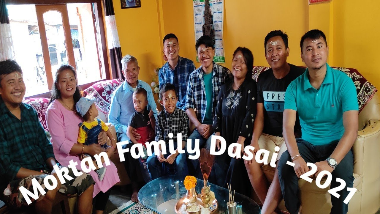 Download Moktan Family Dasai - 2021 ll Fika Fika   Dasai ll