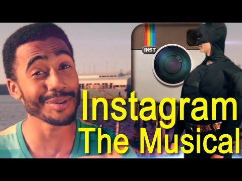 NEW INSTAGRAM - The Musical