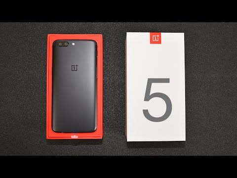 OnePlus 5: Unboxing & Review