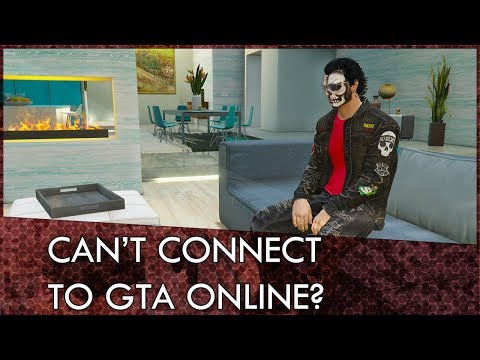 Can't Connect To GTA Online? Here's A Simple Fix!