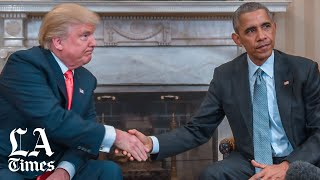 Barack Obama's Advice to Trump: It's 'Time' to Concede