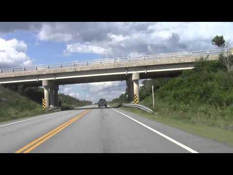Nova Scotia Highway 107 - Dartmouth to Jeddore