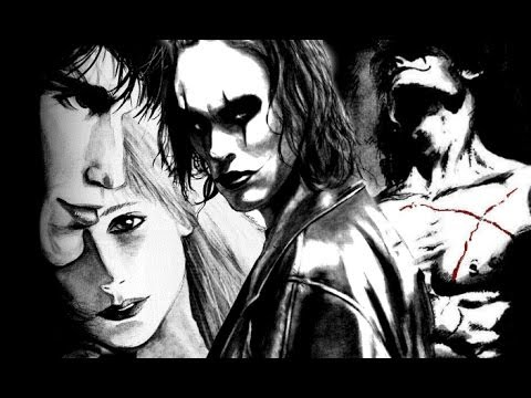 The Crow: Descent  feat Let it Die  Foo Fighters