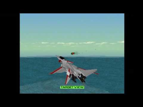 Let's Play Ace Combat 2 - Bonus Video