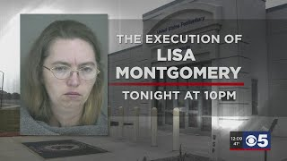 Social media push underway to save <b>Lisa Montgomery</b> from execution