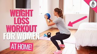 This weight loss workout at home for women will boost your metabolism and help you lose weight!get our fit mother 30-day fat program here → https://fitm...