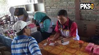 Berbagi untuk sesama Baksos Kesehatan PKS Muda Bojonegoro