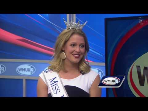 Miss New Hampshire reflects on year of service