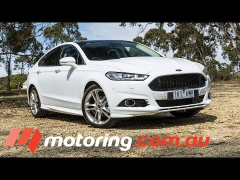 Ford Mondeo: Family Sedan Comparison 2018 | motoring.com.au - Dauer: 2 Minuten, 42 Sekunden