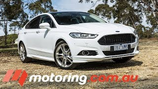 Ford Mondeo: Family Sedan Comparison 2018 | motoring.com.au