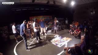 BeatMaster#35 | K2 x Beatkong | Final | BeatBox Nacional Br