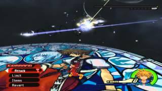 Kingdom Hearts II Final Mix [HD]: Limit form is SOOOOO BROKEN