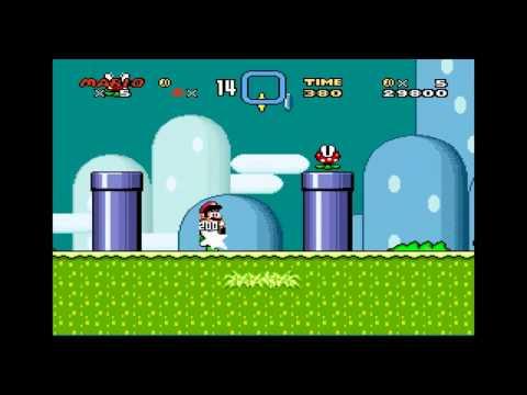 Let's Play New Super Mario World [Deutsch] Teil 1 Ich habe keinen Skill