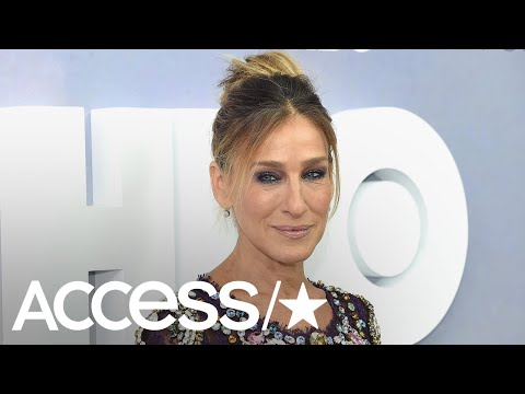 Sarah Jessica Parker Confronted By Animal Rights Activists At Shoe Store   Access