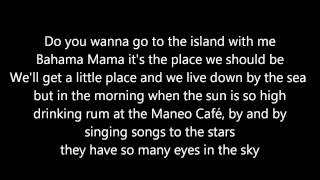 Mods - Bahama Mama [lyrics]
