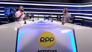 Franco Benza en RPP - Mandrágora Entertainment