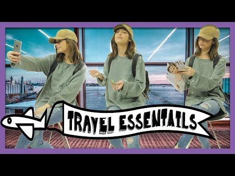 My Travel Essentials ❤️