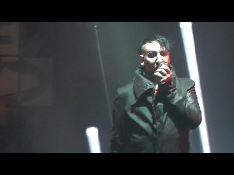 Marilyn Manson - Intro + Deep Six - Milano Alcatraz 17.6.2015