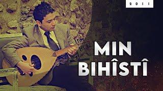 Bilind Ibrahim - Min Bihîstî (Lyrics Video)