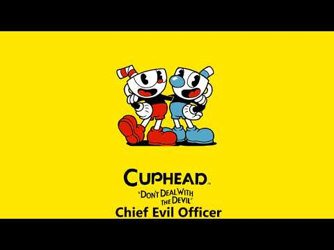 Cuphead OST - Chief Evil Officer [Music]