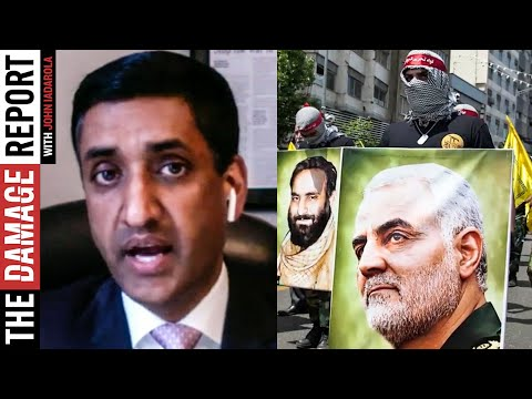 Ro Khanna Breaks Down The Future Of US-Iran Conflict