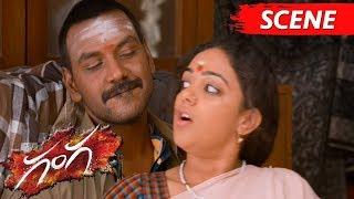 Raghava Lawrence And Nitya Menon Best Love Scene - Ganga Movie Scenes