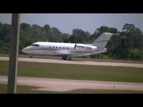 Takeoff Private Flight ✈ Bombardier Challenger 600 @ Montevideo (MVD) #5