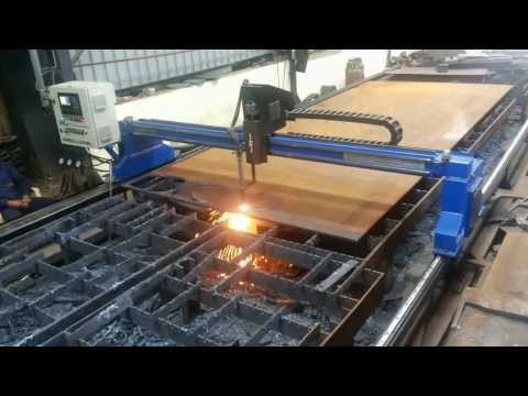 CNC flame Cutting Machine