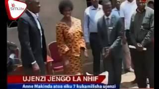 Makinda Ampa Siku Saba Msimamizi Wa Jengo La NHIF Kutoa Maelezo