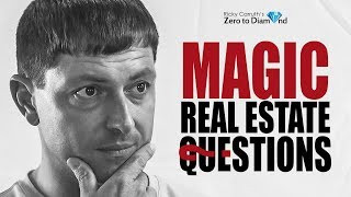 4 Magic Real Estate Questions for real estate agents