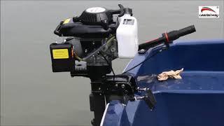 Dıştan Takma Tekne ve Bot Motorların Kurulumu ve Hazırlanışı
