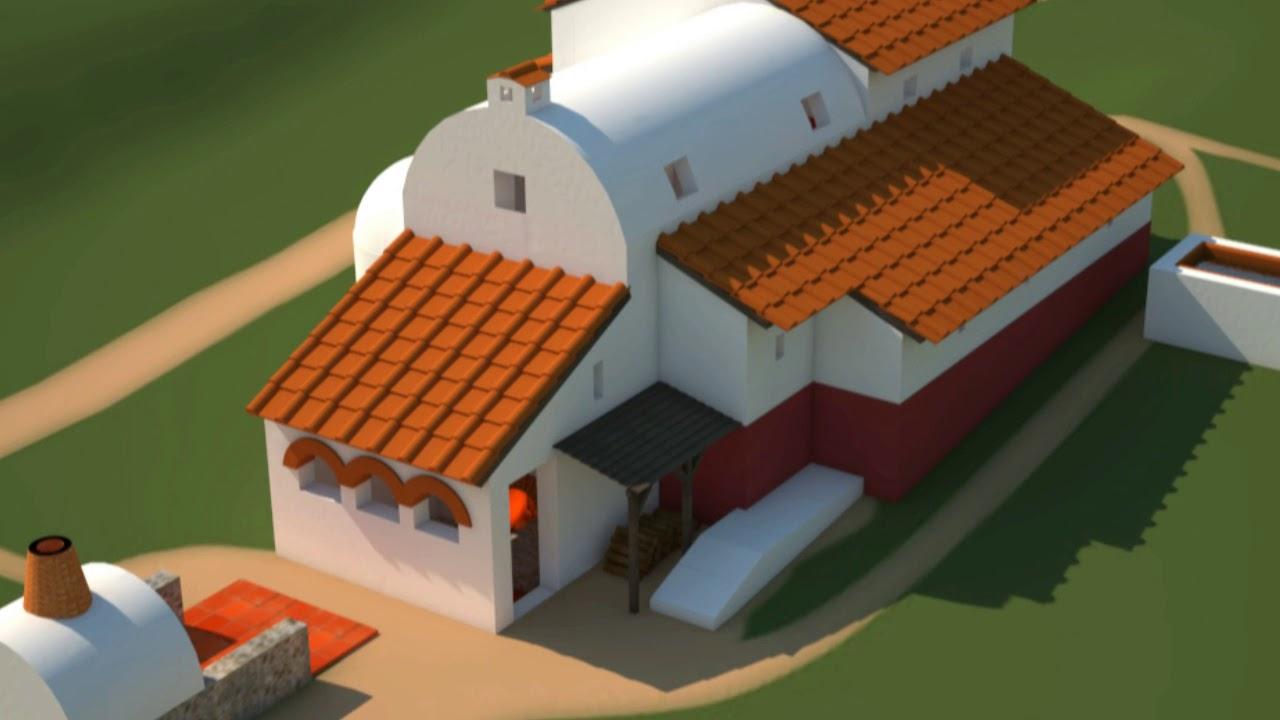 Visita Virtual Villa romana Rabacal