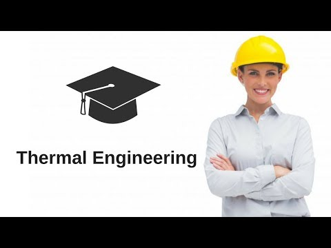 Thermal engineering and water desalination