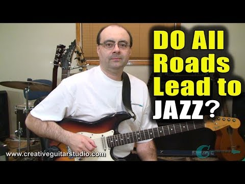 Do All Roads Lead to Jazz?