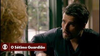 O Sétimo Guardião: capítulo 107, sexta, 15 de março, na Globo