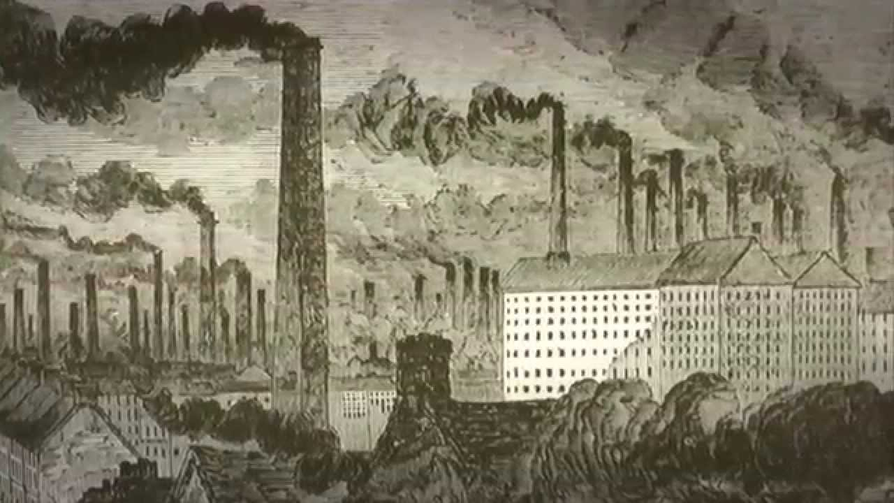 industrial revolution how did the film Through the last 250 years from the start of the industrial revolution to today this film opened the un's rio+20 summit, the largest event in the un's history  humans are altering the global water cycle through damming, agriculture and.