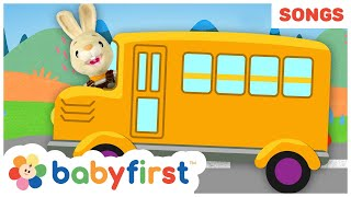 Nursery Rhymes Compilation | Harry The Bunny Wheels on The Bus, Twinkle Twinkle and more | BabyFirst thumbnail