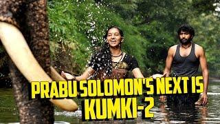Prabu Solomon's Next is Kumki-2