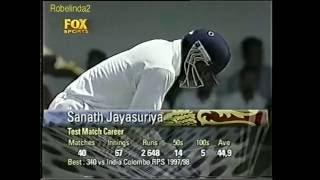 Out FIRST BALL of a test match, a rare cricket oddity!