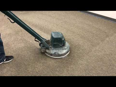 bonnet carpet cleaning