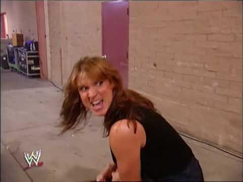 Sable, Stephanie McMahon and Mr  McMahon Backstage Segment   Video Dailymotion 2 thumbnail