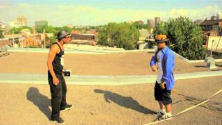 ROUTINE GREENTECK & FREAKWEN-C 2011 + FREESTYLE - SUMMER VIBES: STAY POSITIVE !