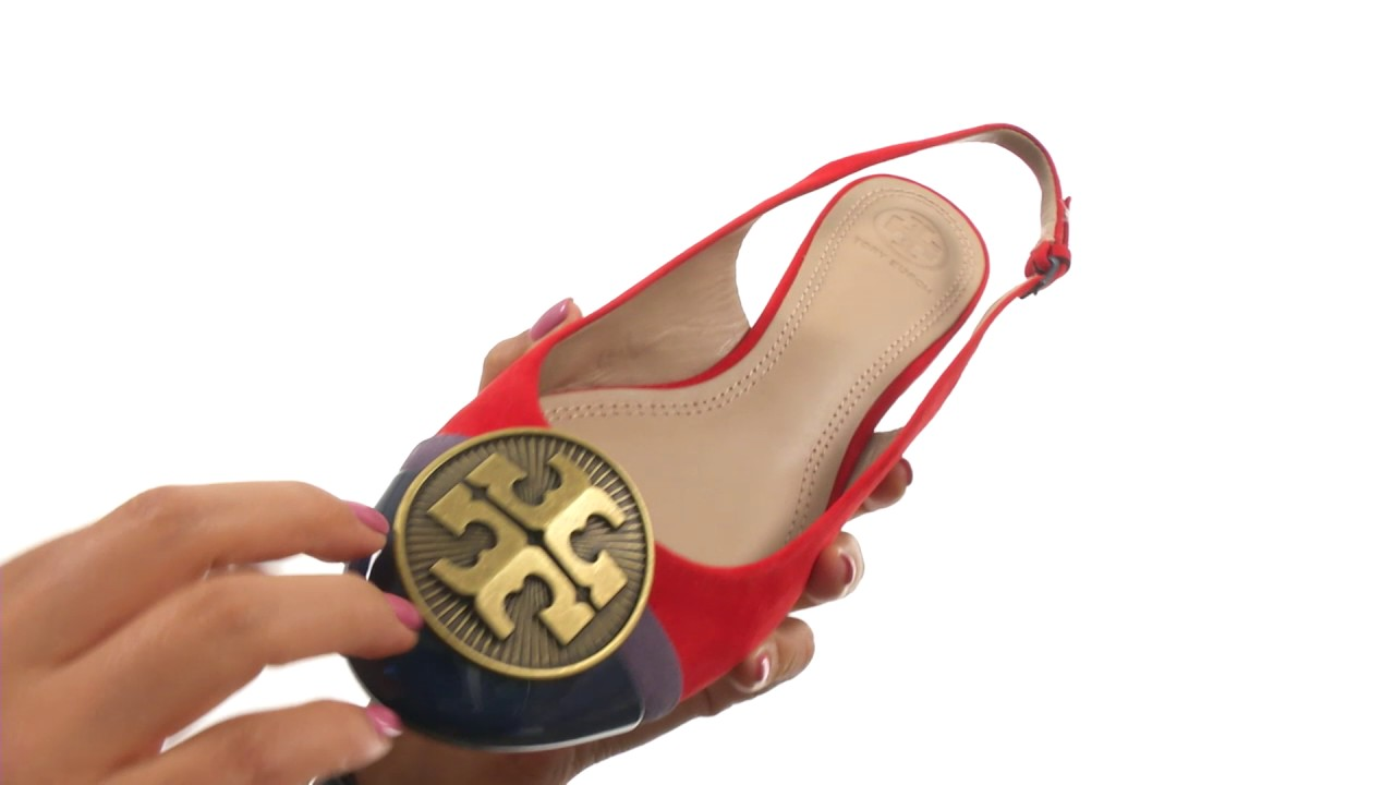Tory Burch Alastair Slingback Ballet SKU:8814126
