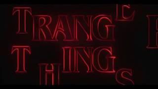 Stranger Things but Stranger